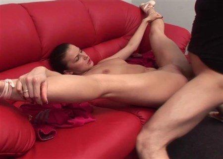фото секс в шпагате